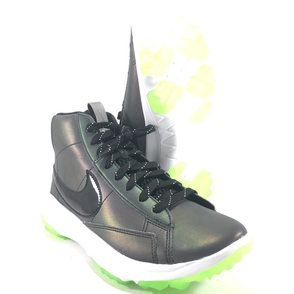 new concept 96bcd 8ee23 Nike Blazer NGC Reflective Women s Golf Shoes. M 5bd39bb103087c3cb2983804